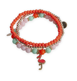 Great Pretenders Hot Tropics 3pc Bracelet Set