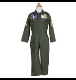 Great Pretenders Pilot Jumpsuit Set (Helmet & ID Badge) 5-6Y