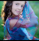 Great Pretenders Fairy Blossom Dress, Blue/Magenta, 5-6Y