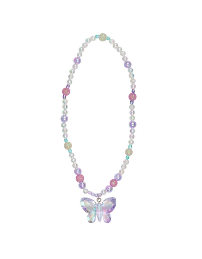 Great Pretenders Fantastic Flower Flutter Necklace