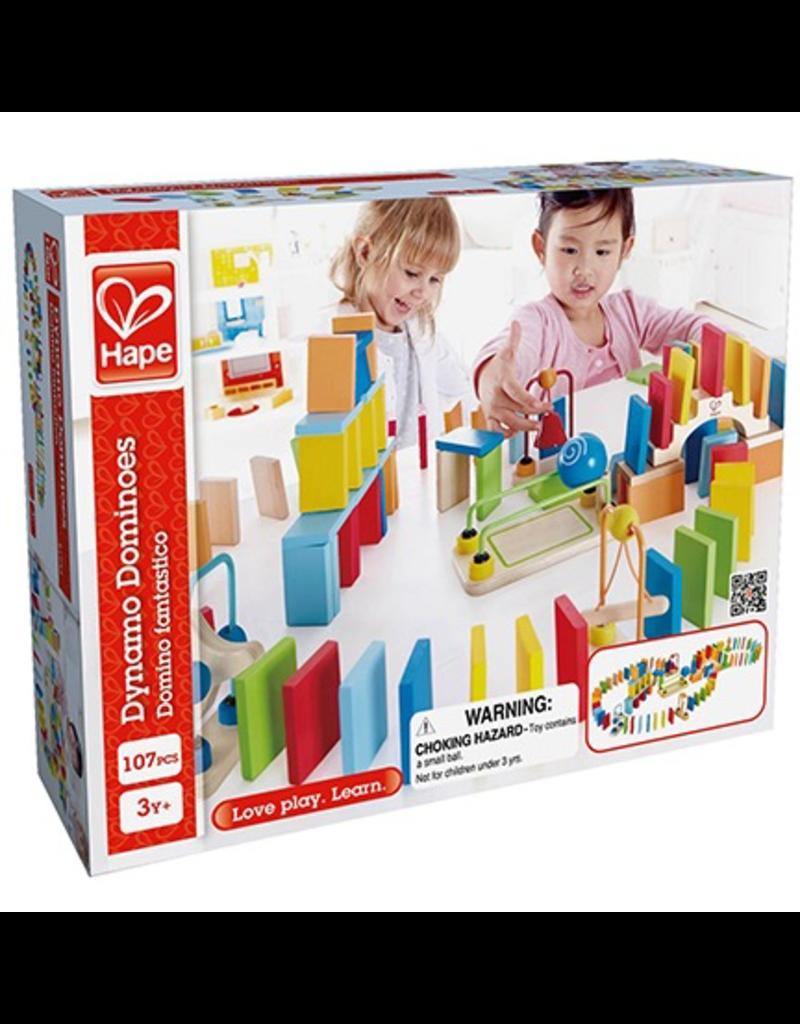Hape Toys Dynamo Dominoes