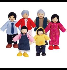 Hape Toys Happy Family - Asian