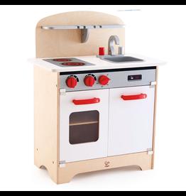 Hape Toys White Gourmet Kitchen