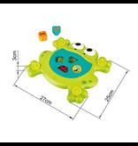Hape Toys Feed-Me Bath Frog