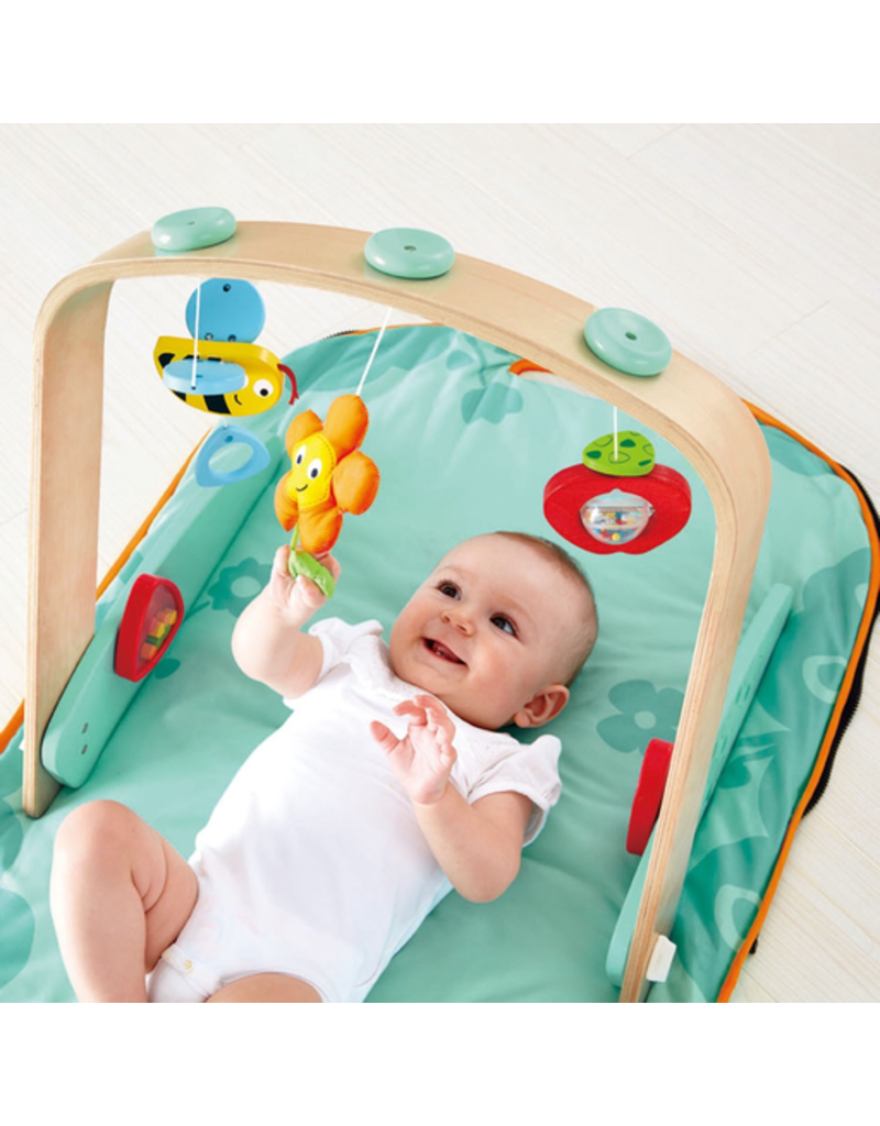 Hape Toys Portable Baby Gym