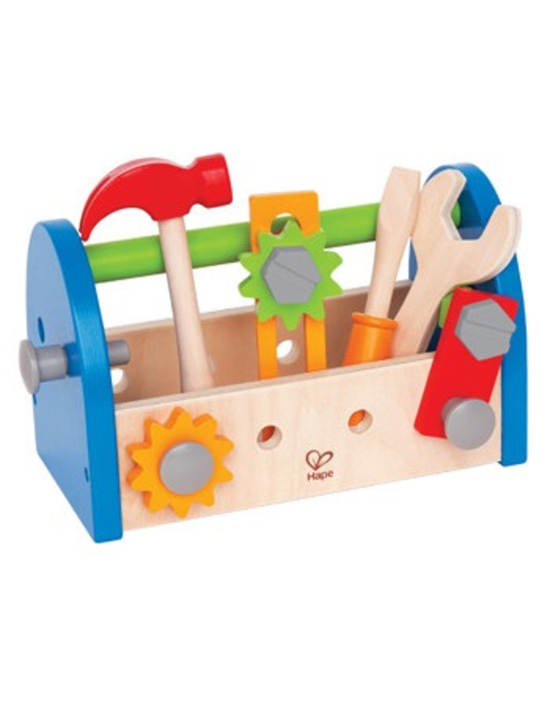 Hape Toys Fix-It Tool Box