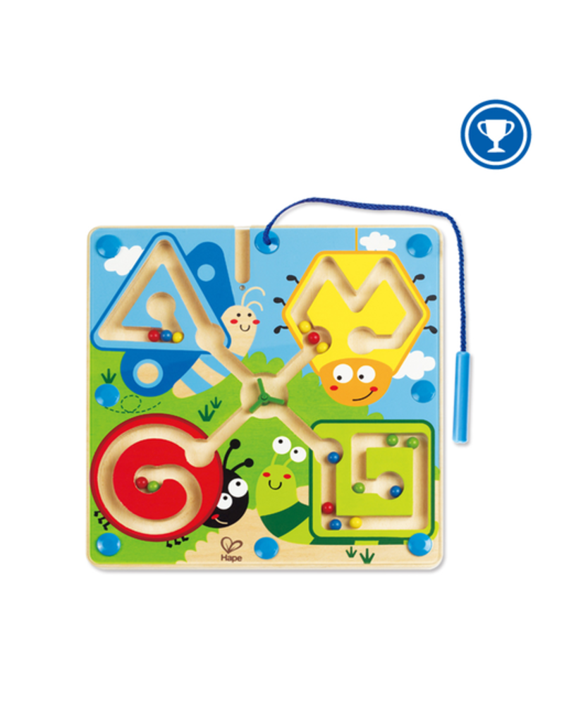 Hape Toys Best Bugs Magnetic Maze