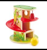Hape Toys Jungle Press & Slide