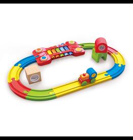 Hape Toys Sensory Railway