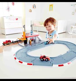 Hape Toys Race Track Station