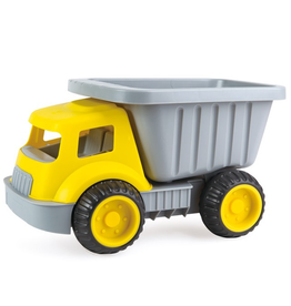 Hape Toys Sand Load & Tote Dump Truck