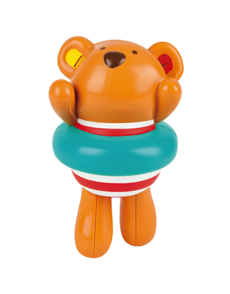 Hape Toys Swimmer Teddy Wind-Up Toy