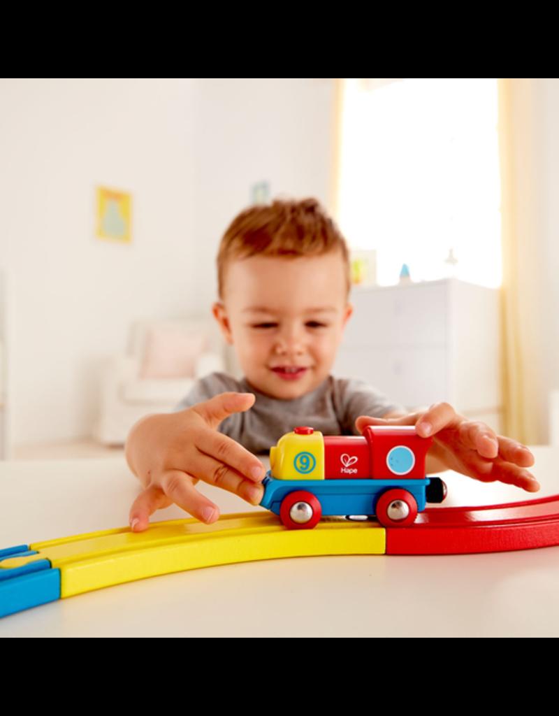 Hape Toys Brave Little Engine (motorized)