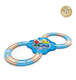 Hape Toys Undersea Figure 8 Railway