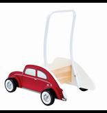 Hape Toys Beetle Walker - Red