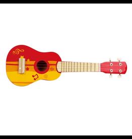 Hape Toys Rock Star Red Ukulele