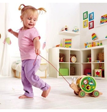 Hape Toys Walk-A-Long Snail