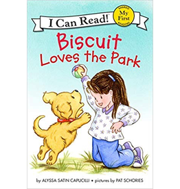 Harper Collins Biscuit Loves the Park (My First Reading)