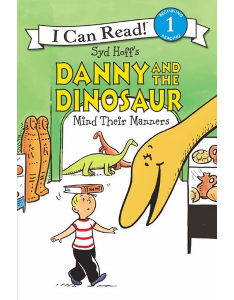 Harper Collins Danny & the Dinosaur Mind Their Manners (Reading 1)