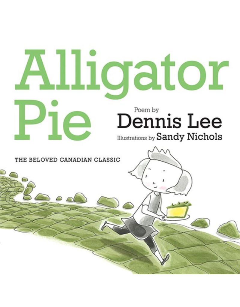 Harper Collins Alligator Pie Board Book