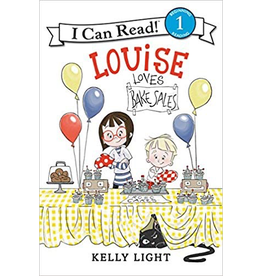 Harper Collins Louise Loves Bake Sales: I Can Read 1