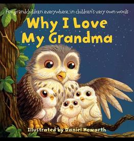 Harper Collins Why I love my Grandma