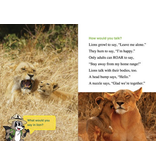 Harper Collins I Wish I Was a Lion: I Can Read 1