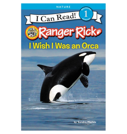 Harper Collins I Wish I Was a Orca: I Can Read 1