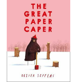 Harper Collins The Great Paper Caper Paperback