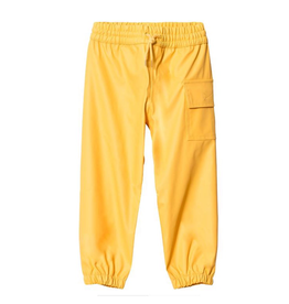 Hatley Yellow Splash Pants