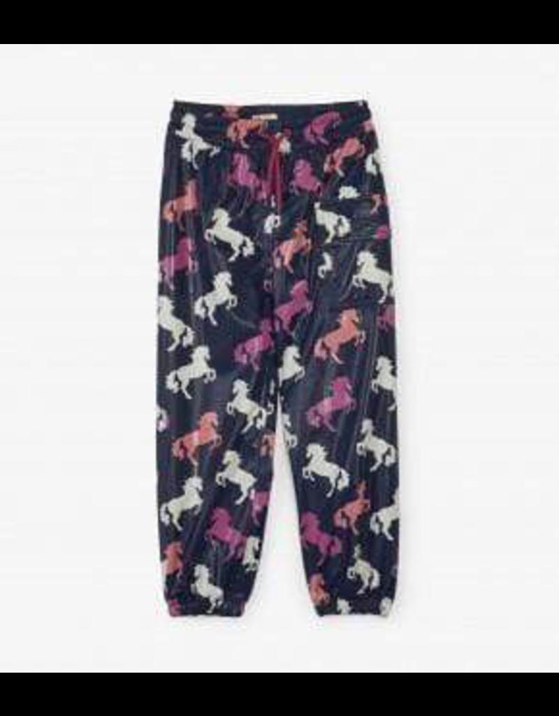 Hatley Playful Horses Splash Pants