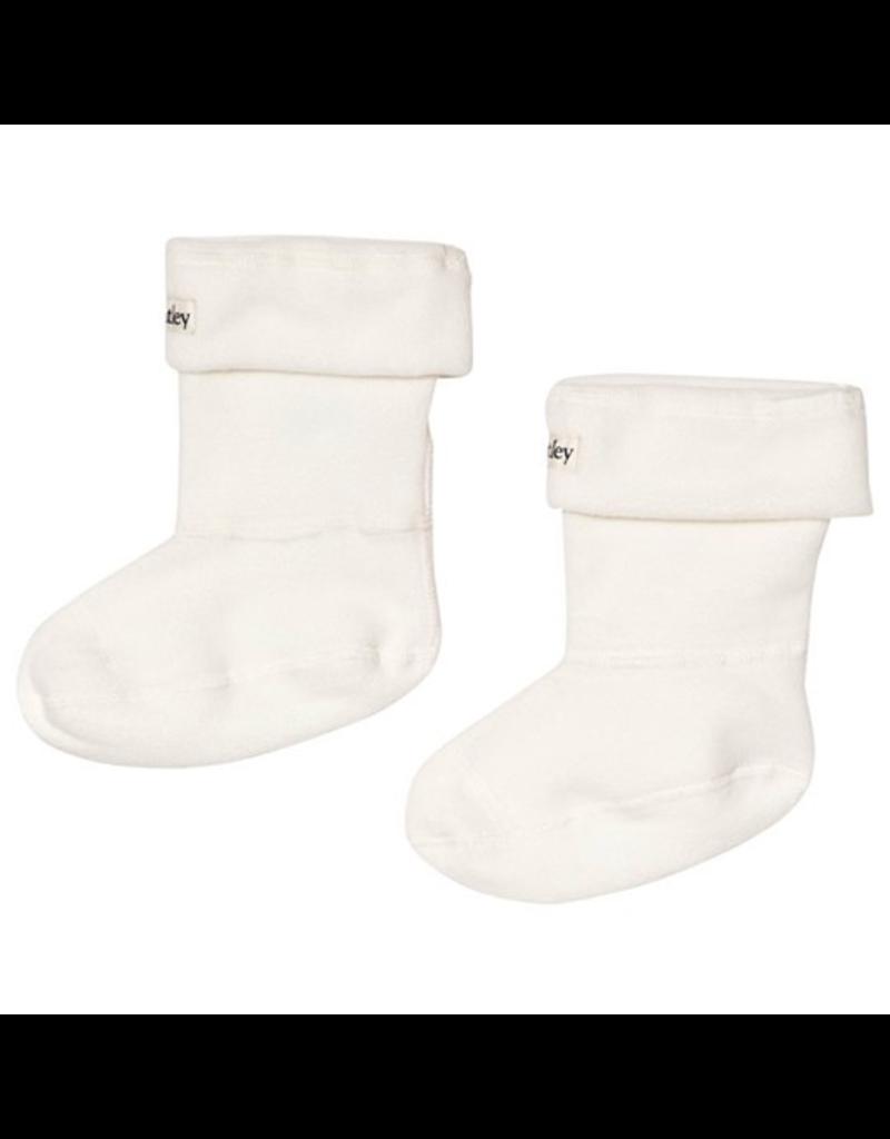 Hatley Hatley Cream Boot Liners Size 4-7