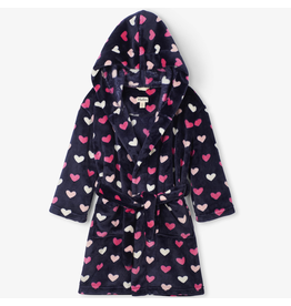 Hatley Lovey Hearts Robe