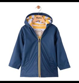 Hatley Navy Splash Jacket