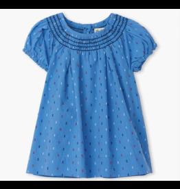 Hatley Swiss Dots Baby Smocked Dress