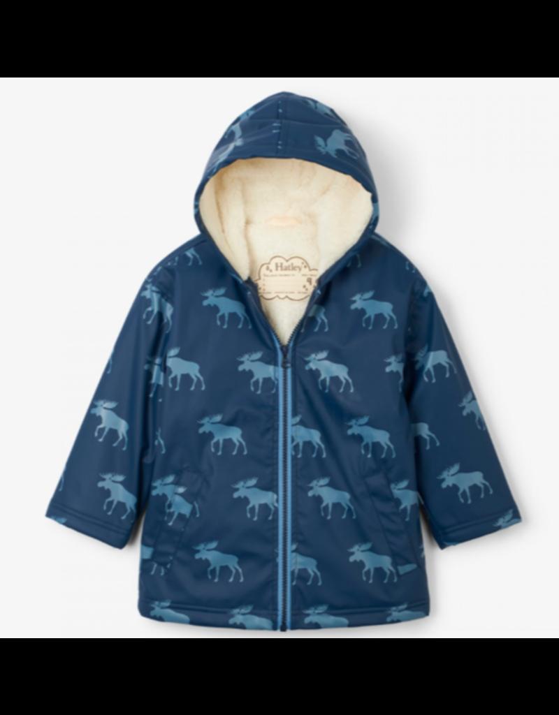 Hatley Moose Splash Jacket