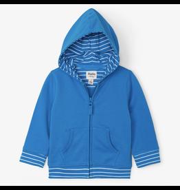 Hatley Tropical Blue Baby Hoodie