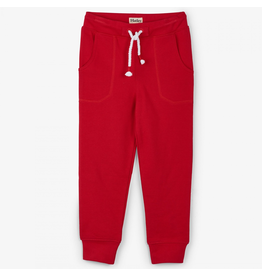 Hatley Red Slim Fit Joggers
