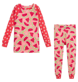 Hatley Watermelon Slices Organic PJs