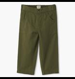 Hatley Jungle Green Baby Twill Pants