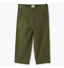 Hatley Jungle Green Baby Twill Pants