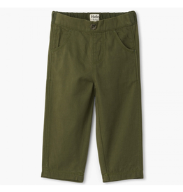 Hatley Jungle Green Twill Pants