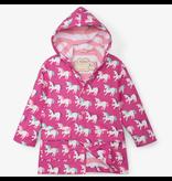 Hatley Mystical Unicorns Colour Changing Raincoat