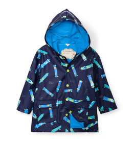 Hatley Rad Longboards Raincoat