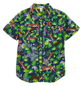 Hatley Jungle Safari Button Shirt
