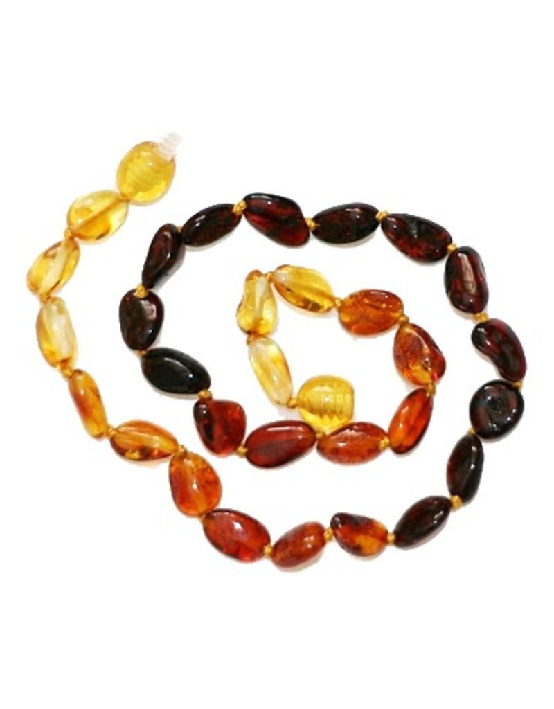 Large Healing Amber Necklace