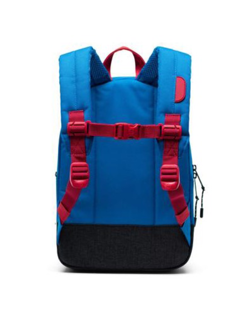 Herschel Heritage Kids Imperial Blue Red/Black Crosshatch