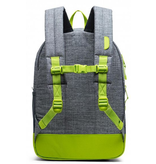 Herschel Heritage Youth XL Raven Crosscheck/Lime