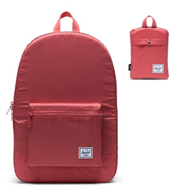Herschel Packable Daypack - Mineral Red