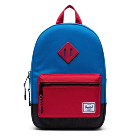 Herschel Heritage Kids Imperial Blue Red/Black Crosshatch
